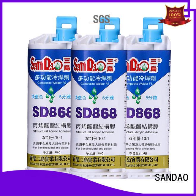 SANDAO inexpensive epoxy adhesive factory price for heat sink
