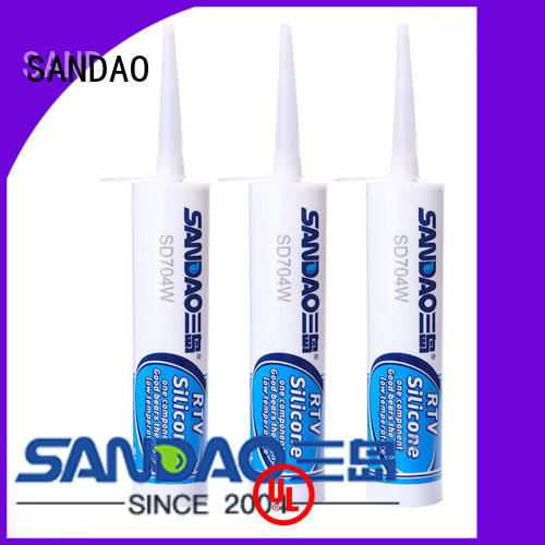 adhesive rtv silicone rubber long-term-use for converter SANDAO