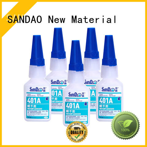 SANDAO special glue conductive for fixing products