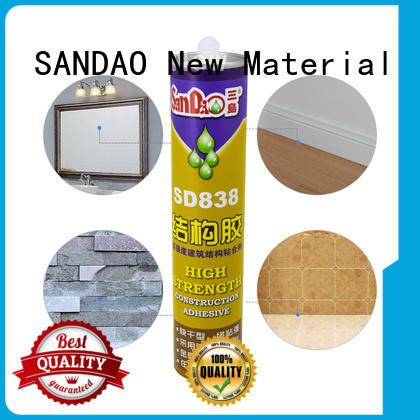 SANDAO nailfree nail free adhesive wholesale for electrical products