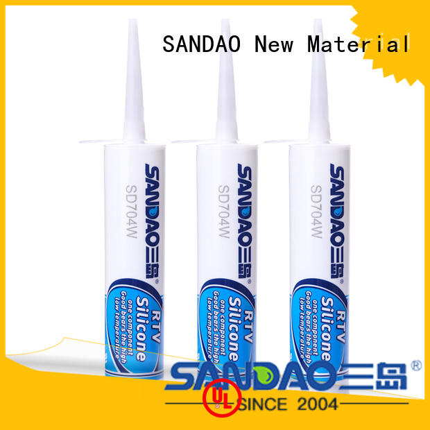 thermal One-component RTV silicone rubber TDS supply for substrate SANDAO