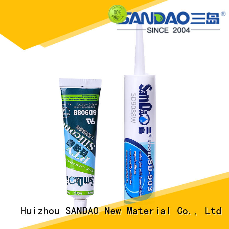 what is rtv silicone printed for converter SANDAO