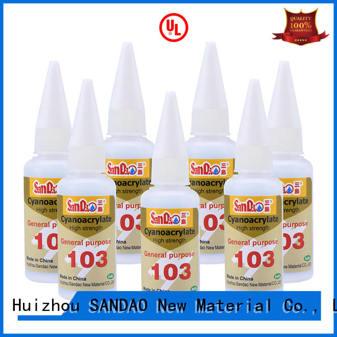 adhesive adhesive sealants price for electrical products SANDAO