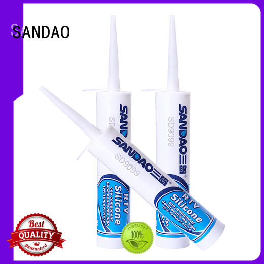 waterproof One-component RTV silicone rubber TDS onecomponent producer for diode