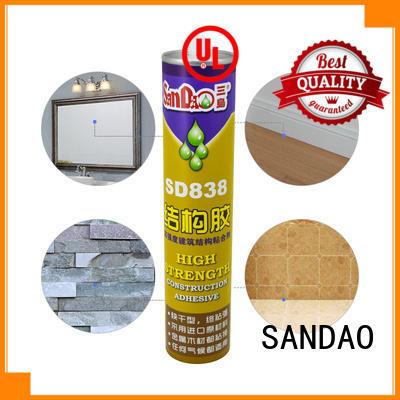 ms polymer sealant parts modified silane nail free adhesive organic company