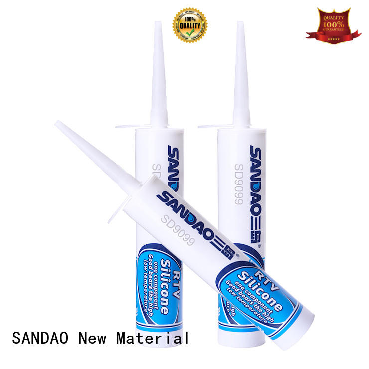 SANDAO environmental One-component RTV silicone rubber TDS in-green for converter