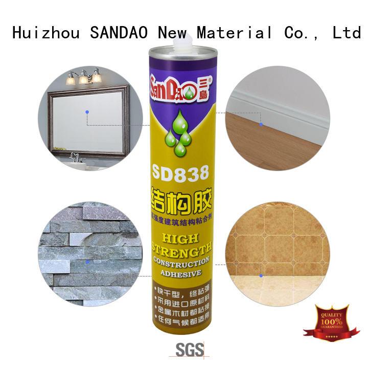 adhesive modified silane nail free adhesive vendor for screws SANDAO