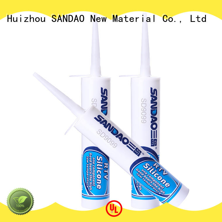SANDAO solar One-component RTV silicone rubber TDS widely-use for electronic products