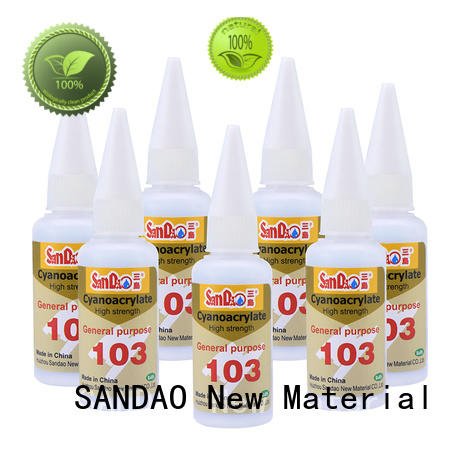 SANDAO industry-leading bonding adhesive for electrical products