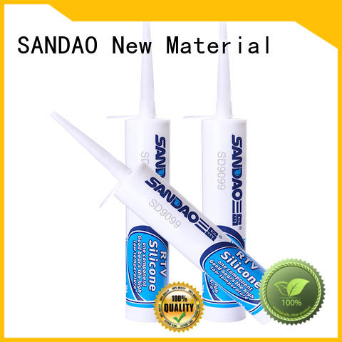 yellow One-component RTV silicone rubber TDS wholesale for power module SANDAO