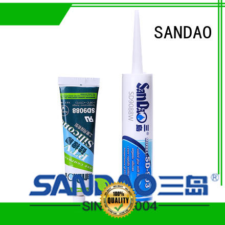 SANDAO hot-sale One-component RTV silicone rubber TDS in-green for power module