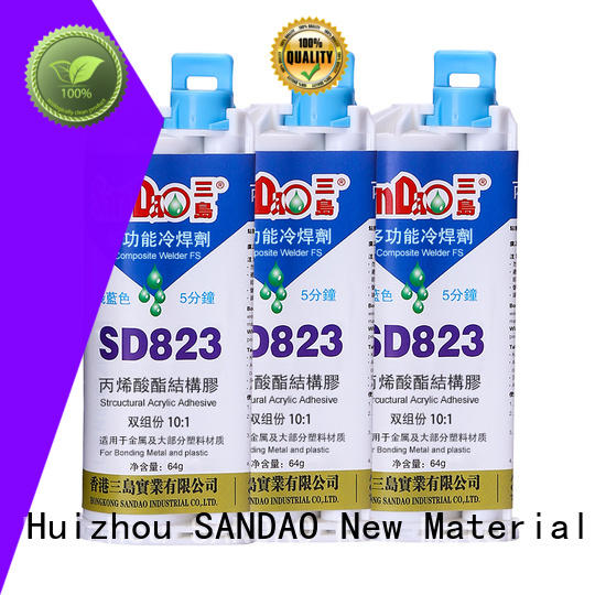 Epoxy resin structural adhesive SD823