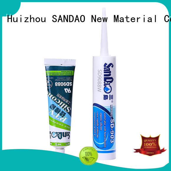 SANDAO new-arrival One-component RTV silicone rubber TDS producer for power module