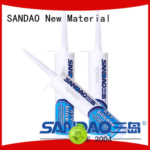 SANDAO one rtv silicone rubber  manufacturer for diode