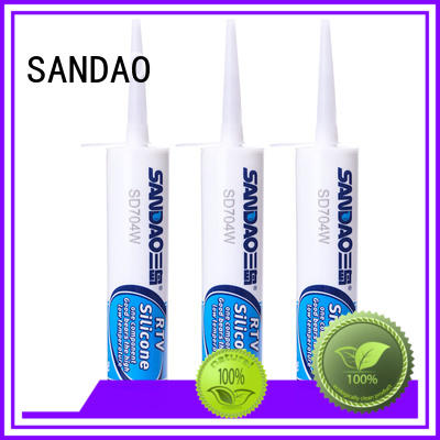 SANDAO effective rtv silicone rubber onecomponent for power module
