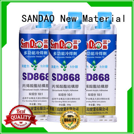Electronic parts bonding potting adhesive SD868