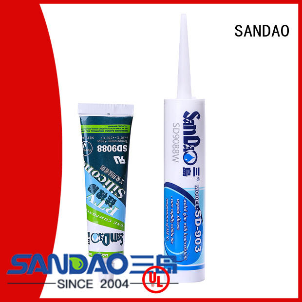 SANDAO what is rtv silicone for converter