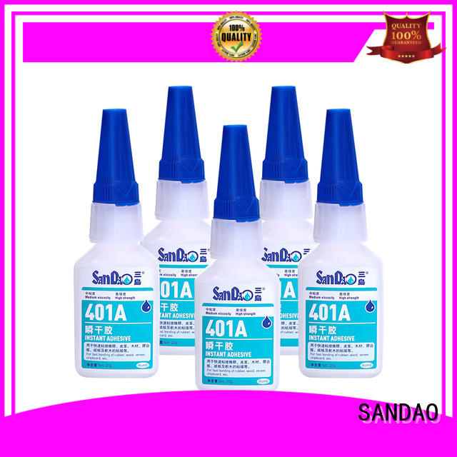 SANDAO Silicone bonding adhesive price for fixing products