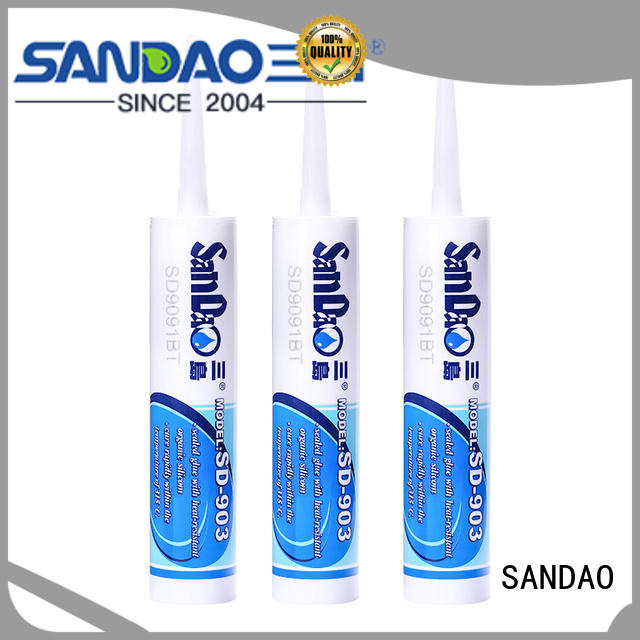 SANDAO heat One-component RTV silicone rubber TDS long-term-use for substrate