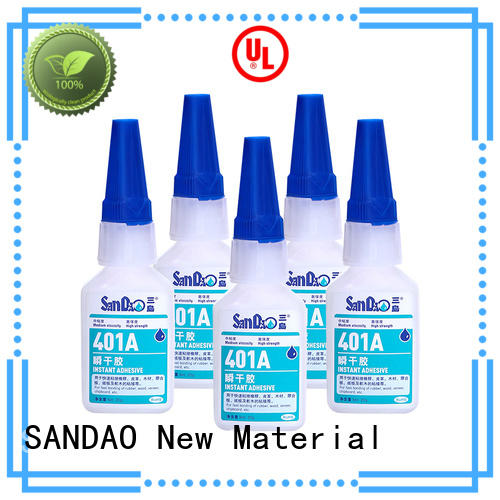 SANDAO high-energy bonding adhesive cost for screws