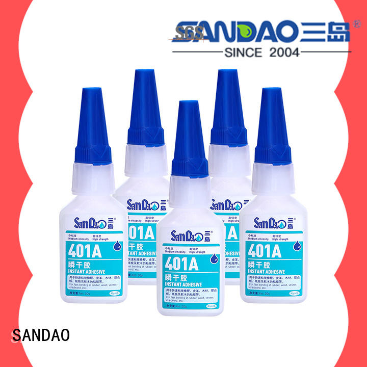 adhesive sealants Silicone for electrical products SANDAO