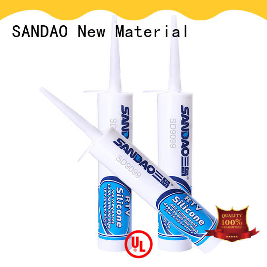 module rtv silicone rubber certifications for substrate SANDAO