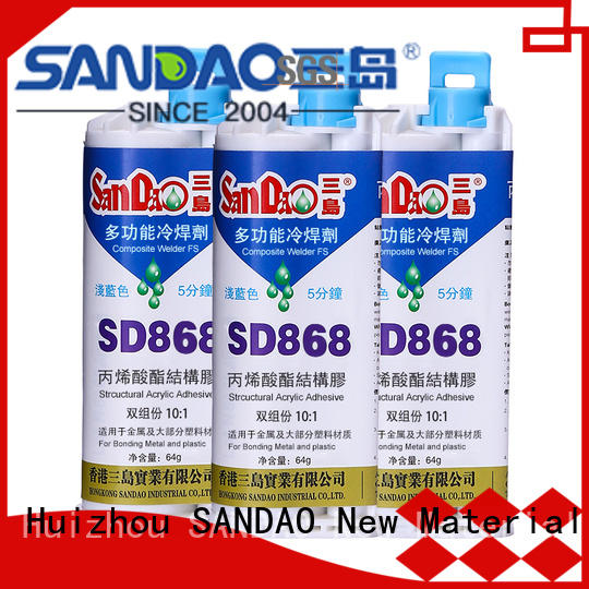 structural epoxy resin sealant at discount for screws SANDAO