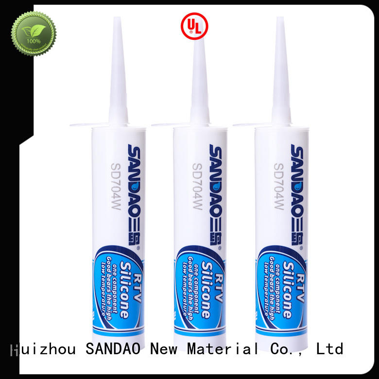 SANDAO thermal rtv silicone rubber widely-use for diode