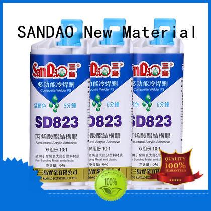 SANDAO reasonable epoxy resin sealant at discount for screws