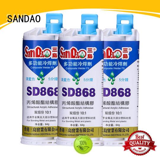 SANDAO inexpensive epoxy resin for heat sink