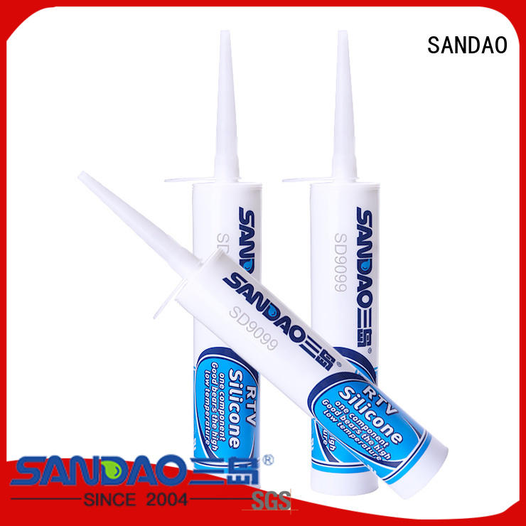 SANDAO onecomponent One-component RTV silicone rubber TDS  manufacturer for converter