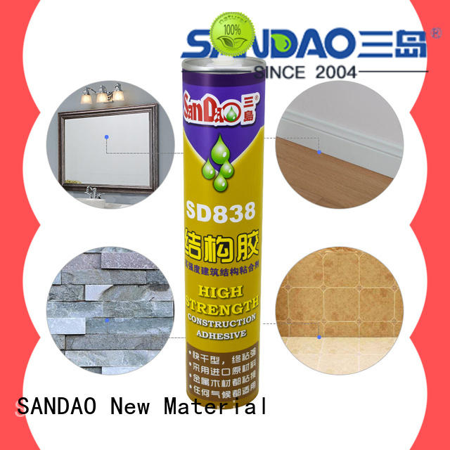 SANDAO quality polymer adhesive for electrical products
