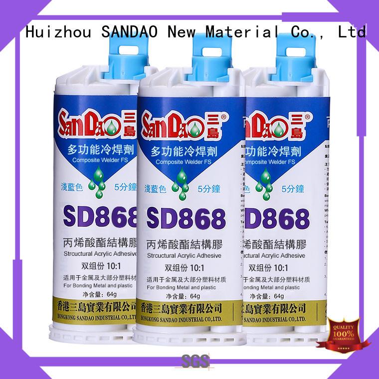 resin adhesive supplier for aircraft parts SANDAO