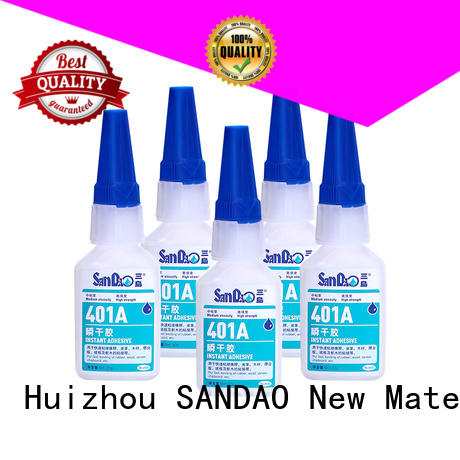 SANDAO power bonding adhesive type for electrical products