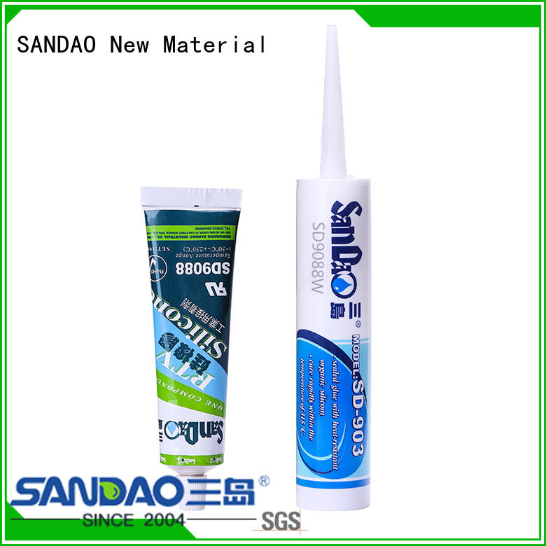 SANDAO newly rtv silicone rubber factory for diode