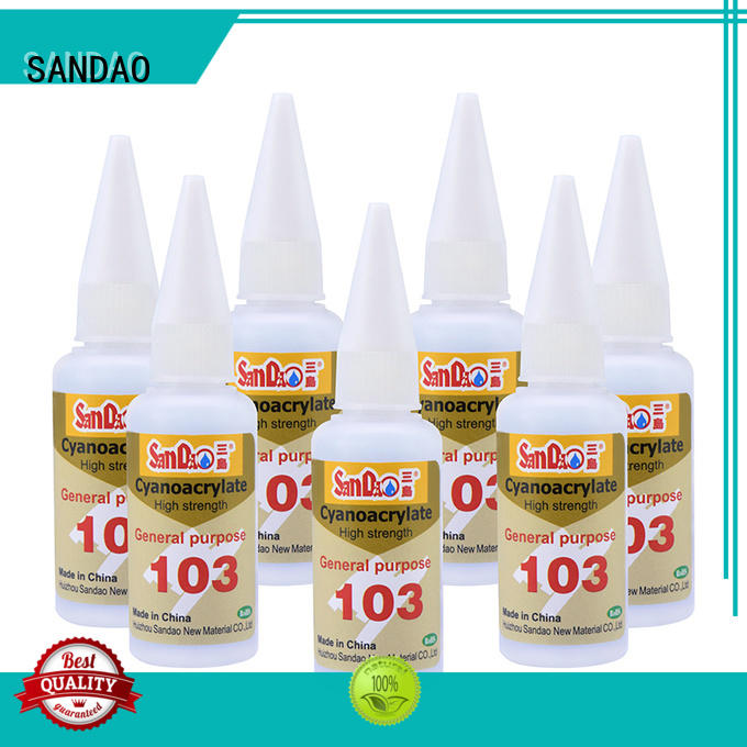 SANDAO bonding adhesive for sale for electronic products