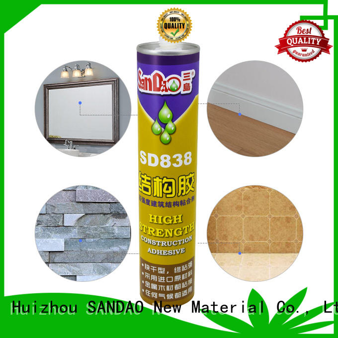 SANDAO stable nail free adhesive allpurpose for electrical products