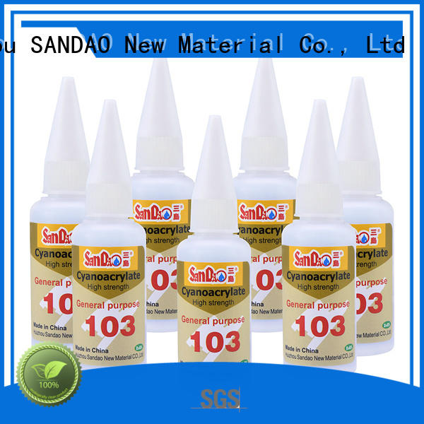 SANDAO nailfree bonding adhesive long-term-use for fixing products