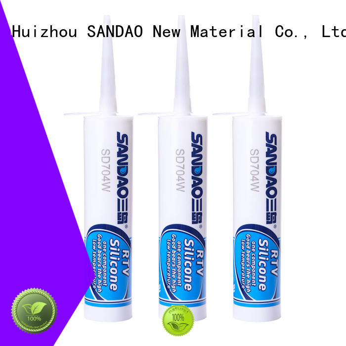 SANDAO hot-sale rtv silicone rubber producer for electronic products
