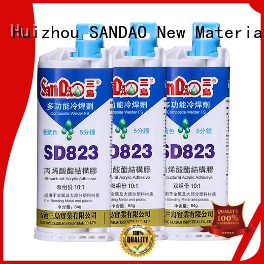 SANDAO fast epoxy resin from manufacturer for oven