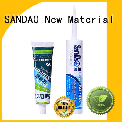 SANDAO high-energy rtv silicone conductive for screws