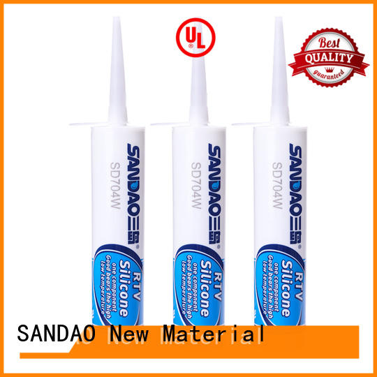 SANDAO coating One-component RTV silicone rubber TDS in-green for converter