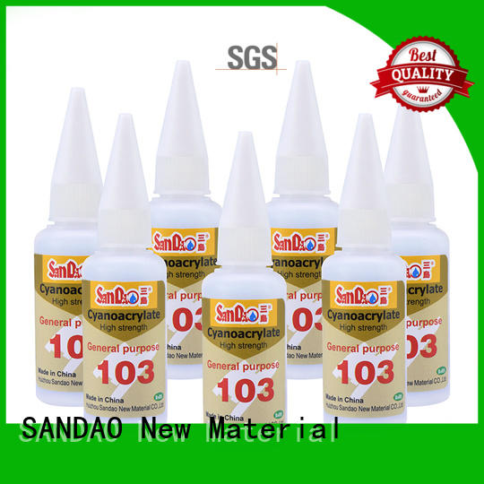 SANDAO nailfree bonding adhesive for sale for electrical products